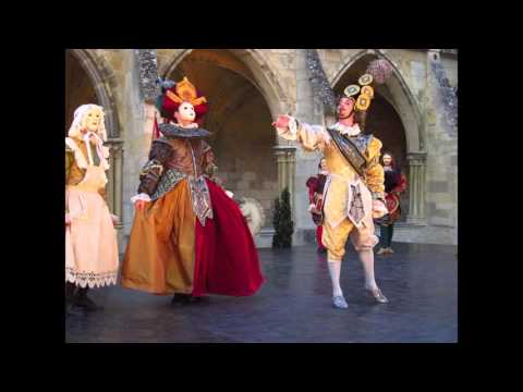 le ballet comique de la reine royaltys attempt to bring harmony to their country Catherine de' medici (italian: caterina de' medici, 13 april 1519 - 5 january 1589), daughter of lorenzo ii de' medici and of madeleine de la tour d'auvergne, was a franco/italian noblewoman who was queen consort of france from 1547 until 1559, as the wife of king henry ii of france.