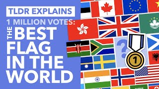 1,103,454 Votes: What Is the Best Flag in the World? - TLDR News