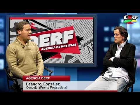 Leandro González: El Frente Progresista tiene mucho para dar
