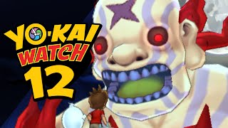 Yo-Kai Watch - Episode 12 | Massiface Boss!