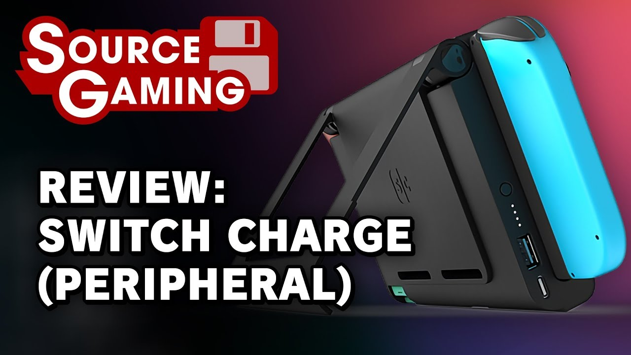 superior quality ecc5d edd3b S-Charge (Switch Charge) Battery Case Review