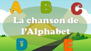 🔠La chanson de l'alphabet pour apprendre les lettres de l'alphabet