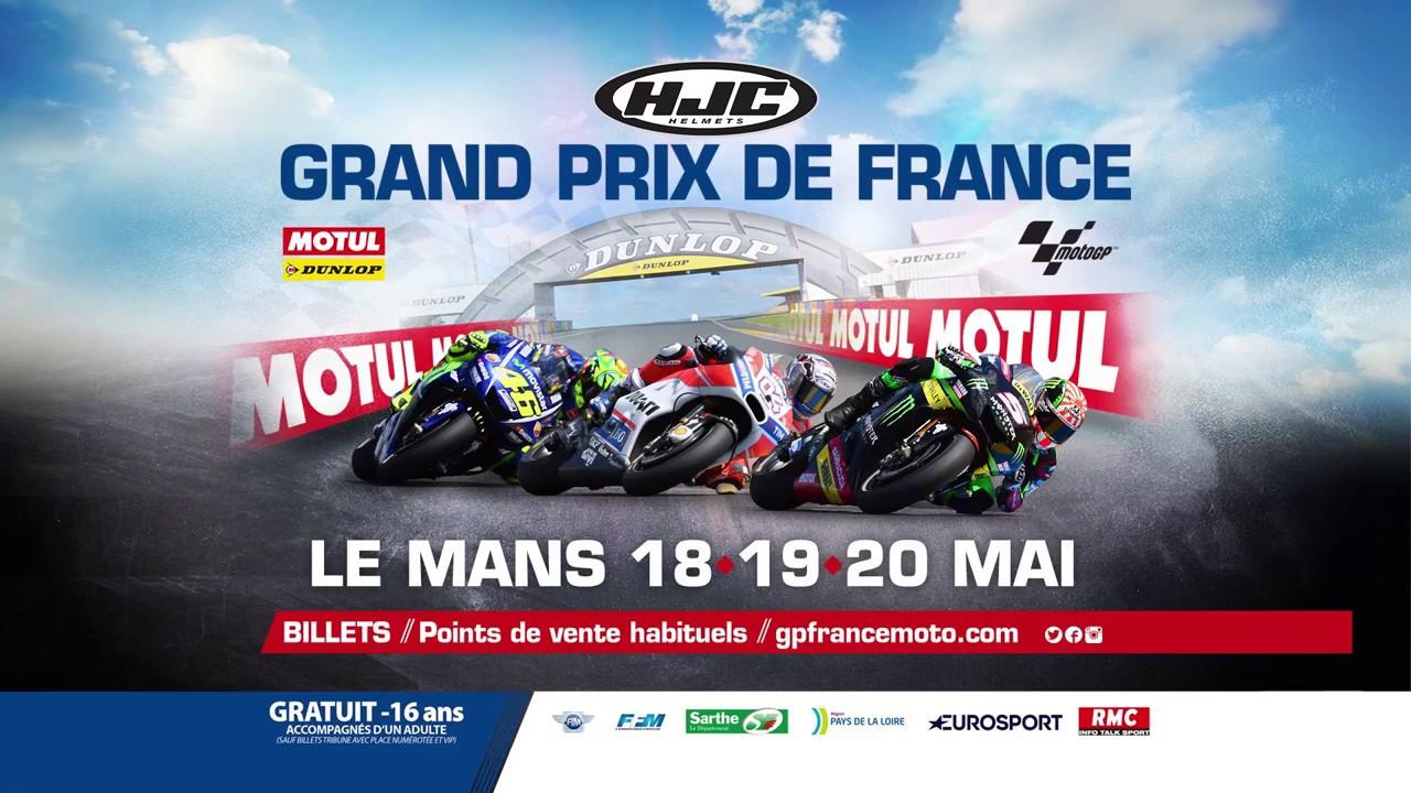 Moto Gp France 2018 Date