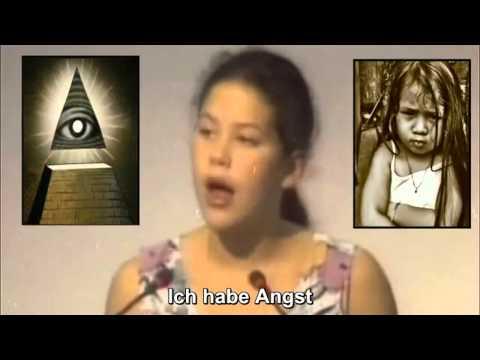 Das Mädchen welches für 6 Min. die Welt zum Schweigen brachte  Severn Suzuki