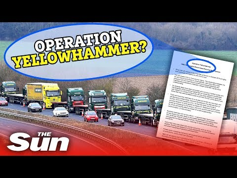 Operation Yellowhammer: what does it say about No Deal Brexit?