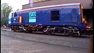 Keighley and Worth Valley Railway 1.8.98 LOCO TV UK ARCHIVE