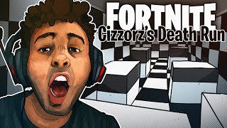 One Man, Mentally Destroyed By Cizzorz's $25,000 Death Run 3.0 - Fortnite