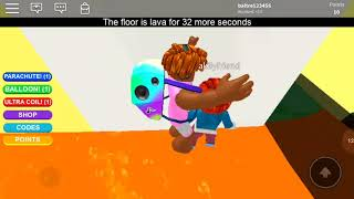 Playing roblox creating my own dome 2