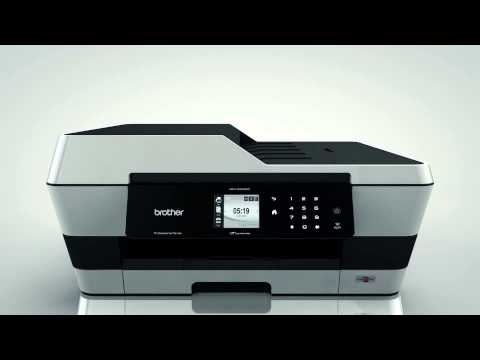 Brother MFC-J6520DW - A3 All-In-One Inkjet Printer