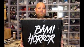 Unboxing the New BAM BOX Horror Mystery Box + Volume 5 Box 6