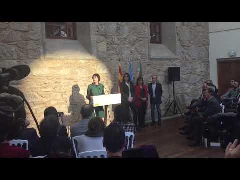 O BNG presenta Agora Repúblicas, a súa candidatura ás europeas xunto ERC e EH Bildu