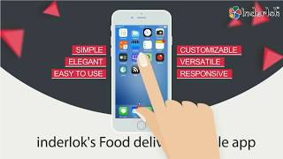 Baixar Inderlok's Food Deliveiory Mobile App (creation by - vr production