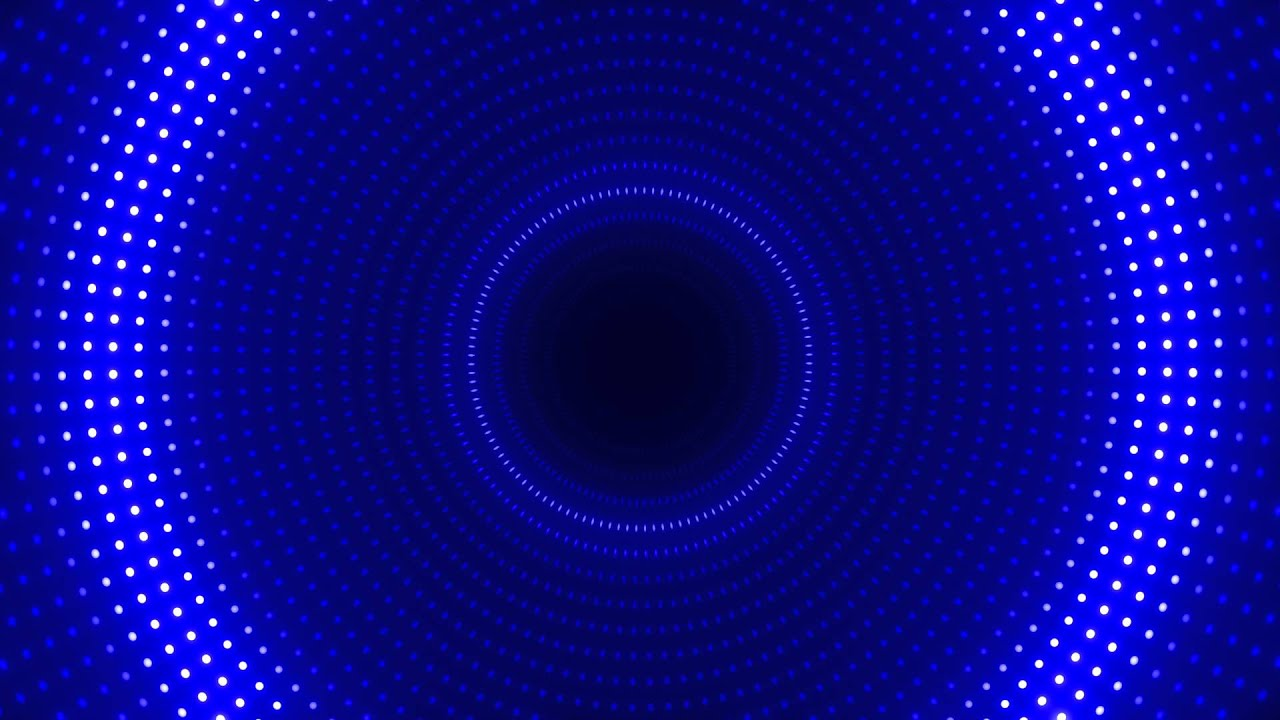 3d Tunnel Wallpaper Pulsing Light Tunnel Hd Video Background Loop Youtube