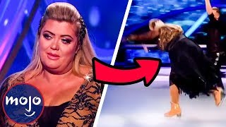 Top 10 Dancing on Ice Fails