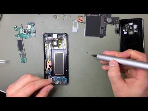 Замена дисплея Samsung Galaxy S9