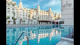 Side Royal Style Hotel 5 Сиде Роял Стайл отель Турция Сиде отели Сиде обзор пляж