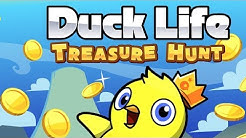 I AM DONALD THE CHICKEN! | Duck Life: Treasure Hunt | Fan Choice Friday