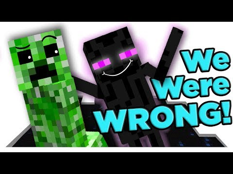 Thumbnail: Minecraft's Enderman Are NOT What We Thought! | The SCIENCE!... of Minecraft