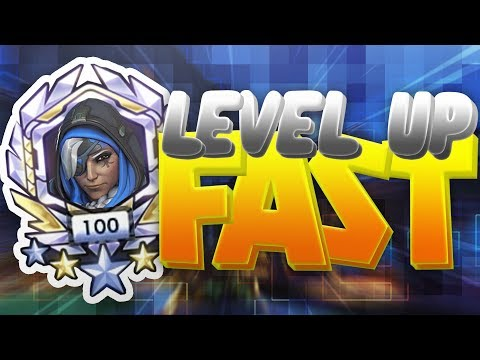 How To Level Up INCREDIBLY FAST In Overwatch!!   Leveling Up Fast On Overwatch In 2020! (UPDATED)
