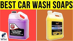 10 Best Car Wash Soaps 2019