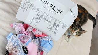 ♡ Adore Me Haul! ♡