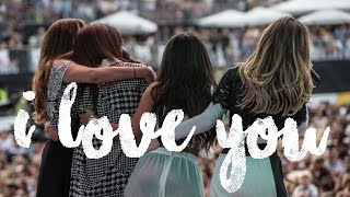 Скачать Little Mix I Love You