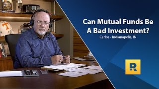 Can A Mutual Fund Be A Bad Investment?