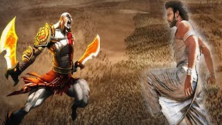 GOD OF WAR 4 MIX WITH BAHUBALI SOUND