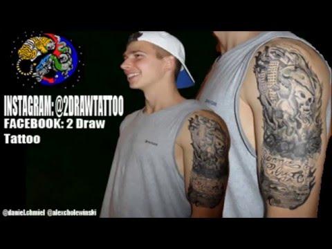 Eminem Inspired Tattoo