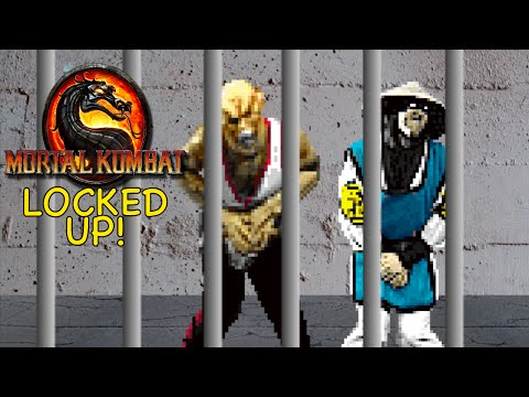 MORTAL KOMBAT: LOCKED UP!