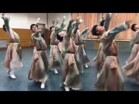 北京舞蹈学院进修班_北京舞蹈学院2015级中国古典舞表演班——《纸扇书生》教室版 ...