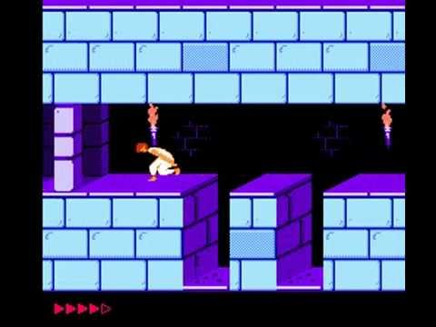 Prince of Persia NES Прохождение