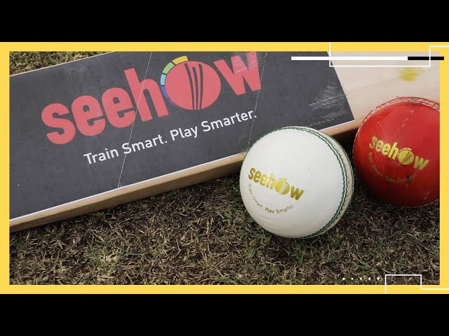 SeeHow brings cricketers and coaches closer to their data