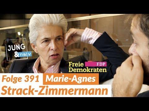 Stellv. FDP-Vorsitzende Marie-Agnes Strack-Zimmermann - Jung & Naiv: Folge 391