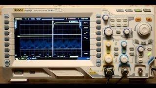 Обзор осциллографа Rigol DS2072A (DS2000A)