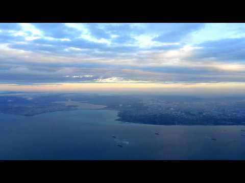 Istanbul to Budapest-Turkish Airlines TK1035
