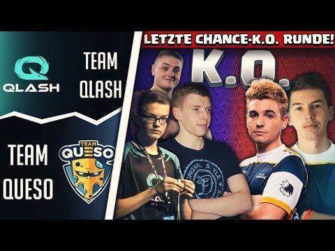 💰👈LETZTE CHANCE FÜR 5.000€ Preisgeld! Das deutsche Team MUSS gewinnen! | Team Qlash vs Team Queso!