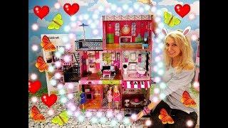 Wieeeelki domek dla lalek za 800zł 🏠 KidKraft Brooklyn Loft 65922 🏠 Nowy dom dla Barbie 🏠 Openbox
