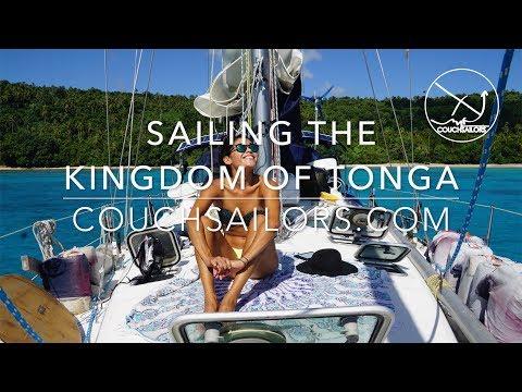 Sailing the Kingdom of Tonga    COUCHSAILORS Sailing Journal #22