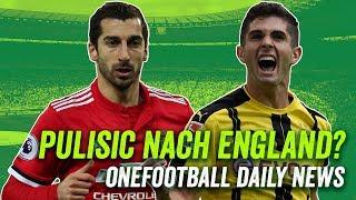 Pulisic & Keita  nach England? Kramer schießt gegen Köln - Onefootball Daily News