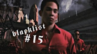 NFS: Most Wanted BE (2005 | 100%) Blacklist #15 - Sonny