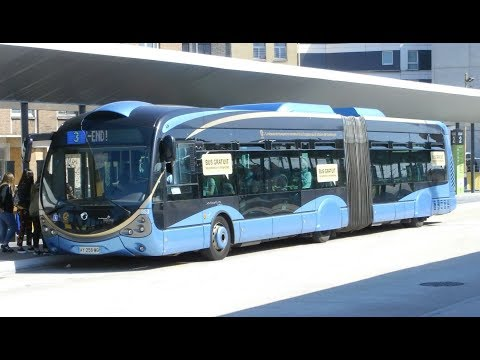 Irisbus Crealis Neo 18 GNC Voith n°853 | Dk'Bus Marine