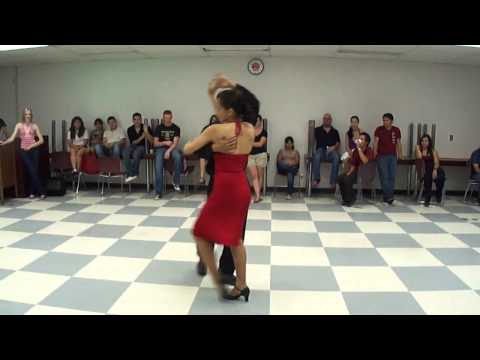 Do You Only Want To Dance (Salsa Club 2011) - Fresno State