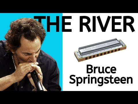 Harmonica harmonica tabs the river : The River by Bruce Springsteen harmonica lesson: introduction solo ...