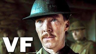 1917 Bande Annonce VF (2019) Benedict Cumberbatch, Richard Madden, Drame