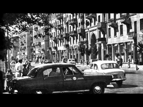 Вспоминая старый Баку под музыку Рафика Бабаева