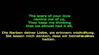 Adele - Rolling In The Deep (Englische Lyrics + verständliche deutsche Übersetzung)
