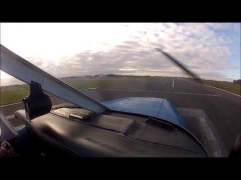 PA28: Flight to Turweston (Full)