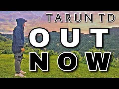 FREESTYLE VERSE BY TARUN TD | OFFICIAL MUSIC VIDEO | VIDEO BY iPhone 6 | NEW HINDI RAP SONG 2018