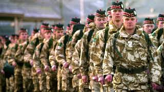 Dumbarton's Drums - Royal Scots (Quick March)